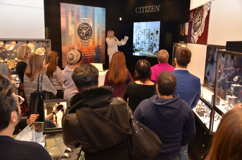 Tori Mellott of Traditional Home discussing how to create a gallery wall.