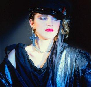 Madonna January 1, 1984