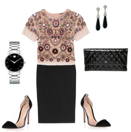 whattowearwithapencilskirt1