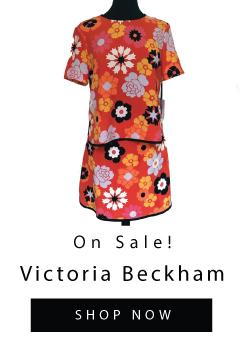Victoria Beckham Pop Floral