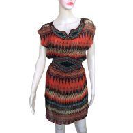 Vintage 1970s Tunic Dress
