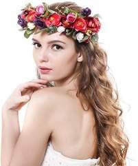 Music Festival Flower Crown