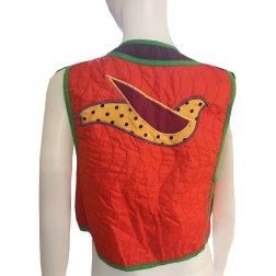 Vintage Jeanne Marc Quilted Vest