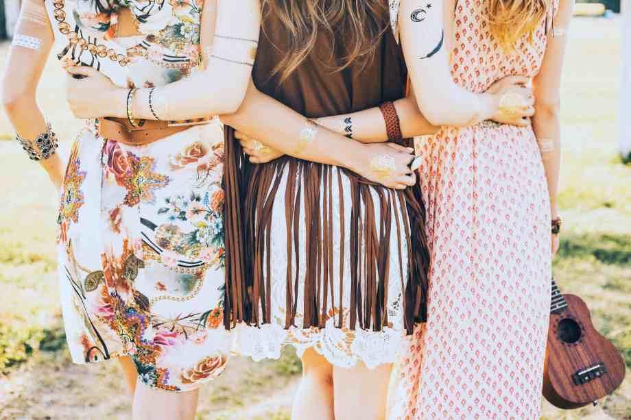 Woodstock Fashion Trends